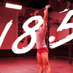 El último Workout: 18.5 de los CrossFit Games 2018