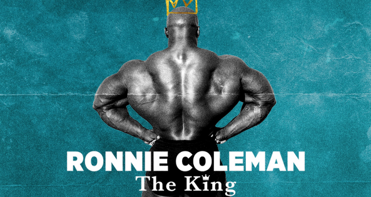 documental ronnie coleman 750x400 - Documental: Ronnie Coleman, el Rey