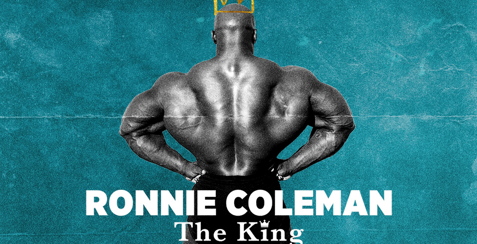 documental ronnie coleman 972x498 - Documental: Ronnie Coleman, el Rey