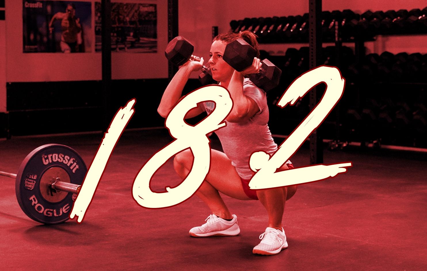 18.2 - Todo sobre el 18.2 de los CrossFit Games