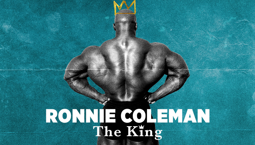 documental ronnie coleman - Documental: Ronnie Coleman, el Rey