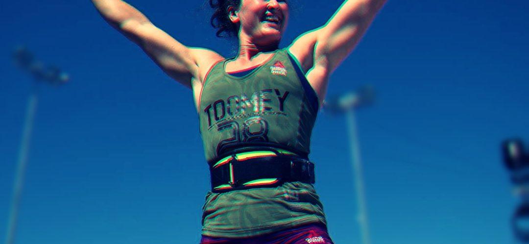 clair toomey 1080x498 - Tia-Clair Toomey, el CrossFit y la Halterofilia