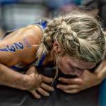 haley adams 150x150 - Annie Thorisdottir abandona la clasificación para el Campeonato de Dubai