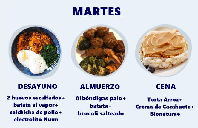 menu crossfit martes - La 'dieta Crossfit' de una crossfitter: Elizabeth Adams