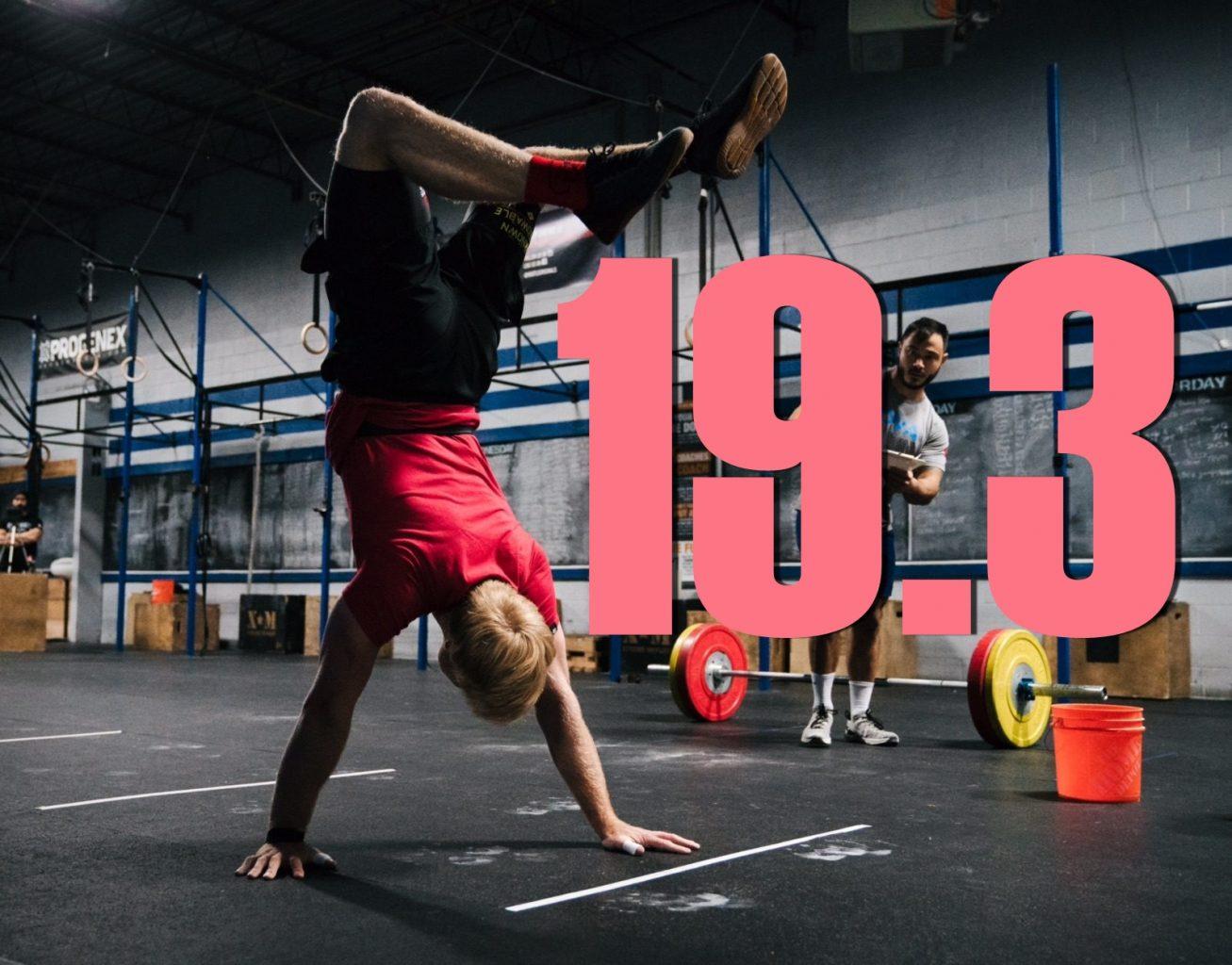 paul vellner 19.3 crossfit - Patrick Vellner habla tras el 19.3 | CrossFit 2019