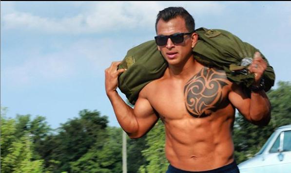 atleta mexicano de crossfit