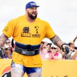 La final de: 'El hombre más fuerte del Mundo' 2019