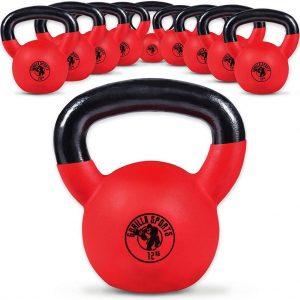 pesa rusa roja forro de neopreno 300x300 - Tienda de CrossFit