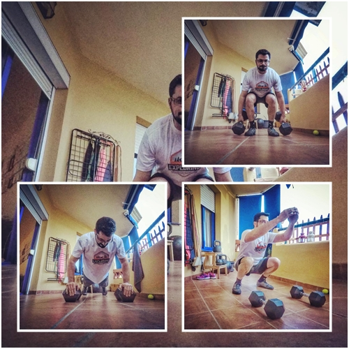 crossfit en casa - CrossFit en casa: 'The Chief'