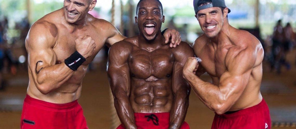 elija atleta negro crossfit