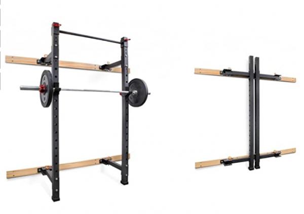 Rack de pared - Rack de CrossFit Pared | Grupo Contact