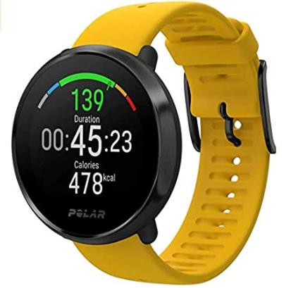 pulsera de actividad para hacer crossfit - Reloj para CrossFit | Polar Ignite