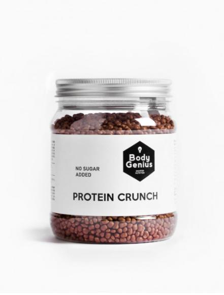 avellana - Cereales proteicos, el nuevo suplemento de moda