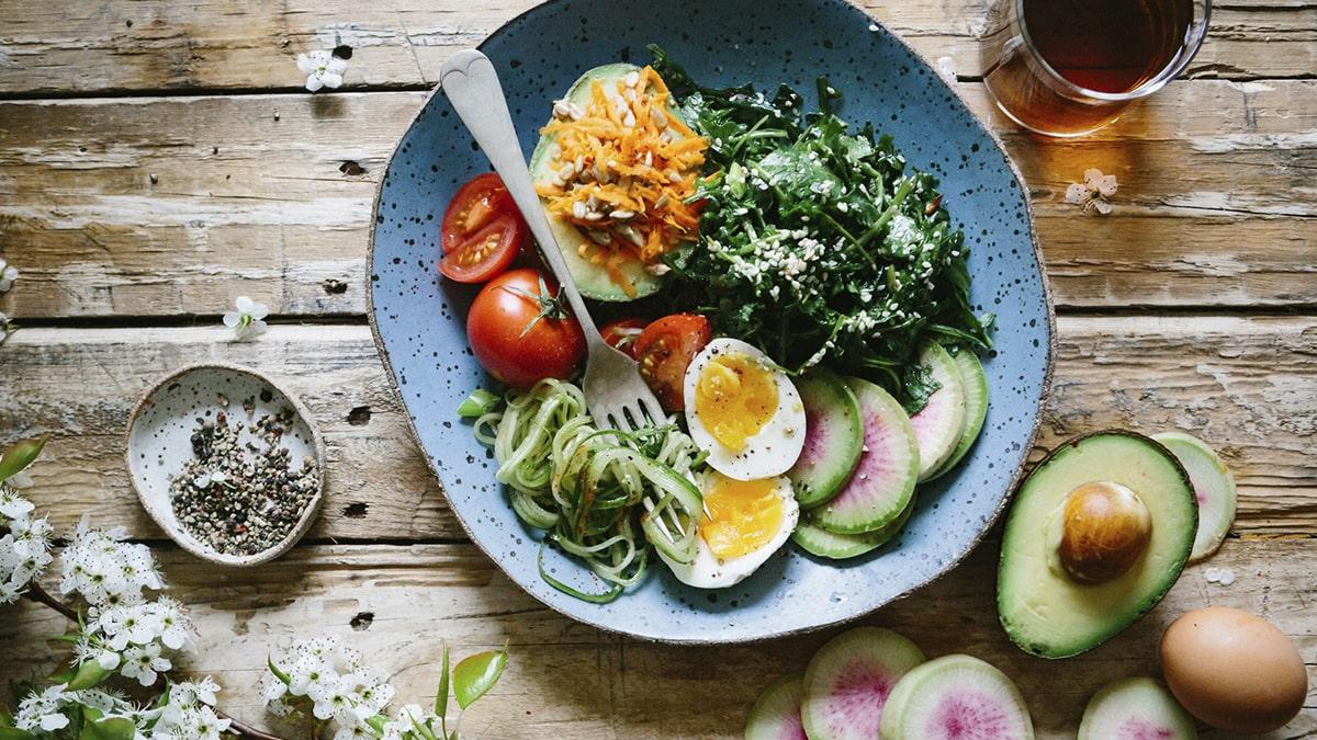 nutrcion y alimentación