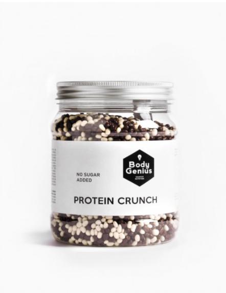 snack proteico - Cereales proteicos, el nuevo suplemento de moda