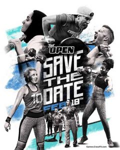 fecha crossfit open 2021 240x300 - CrossFit Games: Atlantic Regional 2018
