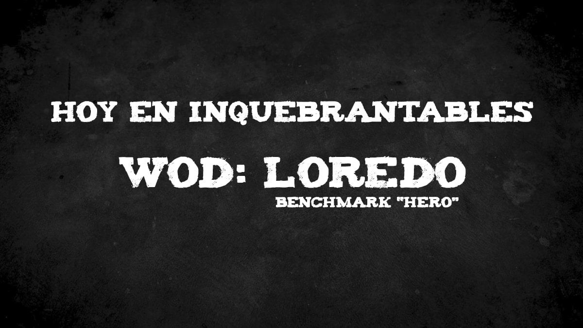 wod loredo
