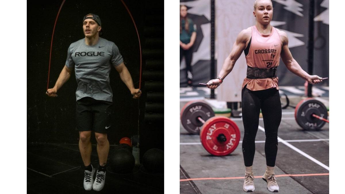 Open 21.1 CrossFit